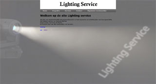 Lightingservice
